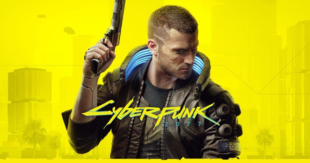 Cyberpunk 2077 Promotional Banner