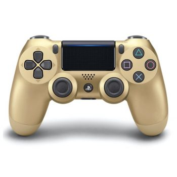 PlayStation 4 Gold Controller