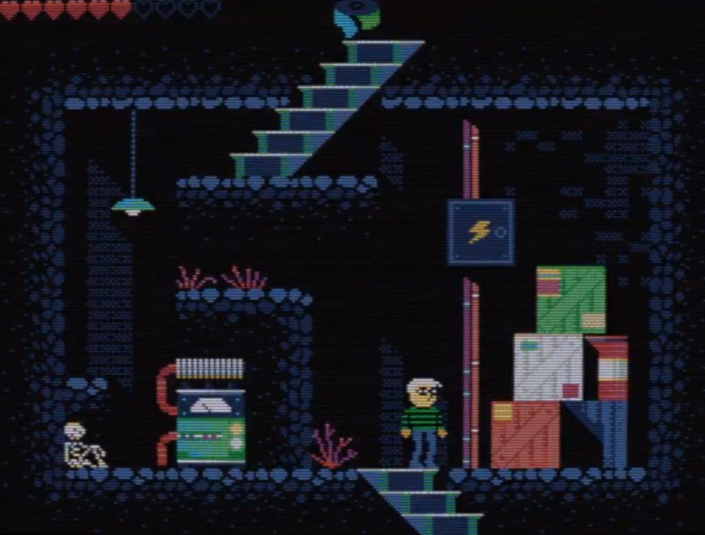 Suite Macabre MSX Gameplay 01